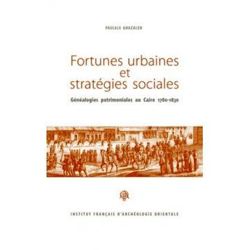 Fortunes urbaines et stratégies sociales généalogies patrimoniales au Caire 2 T