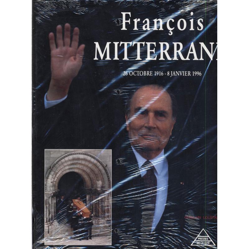 François Mitterrand 1916-1996 Hommage au Président François Mitterrand timbres