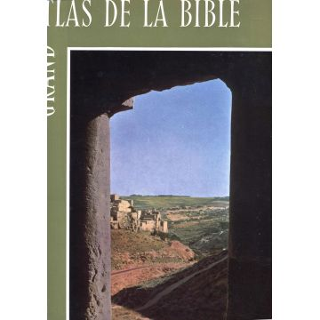Grand atlas de la Bible