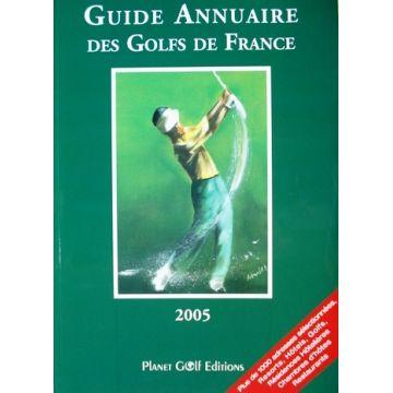 Guide annuaire des golfs de France