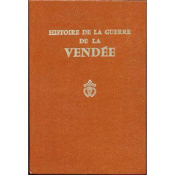 histoire de la guerre de la Vendée tome 6