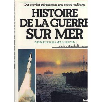 Histoire de la guerre sur mer
