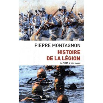Histoire de la Légion - De 1831 à nos jours