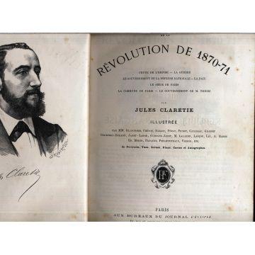 Histoire de la revolution de 1870-1871