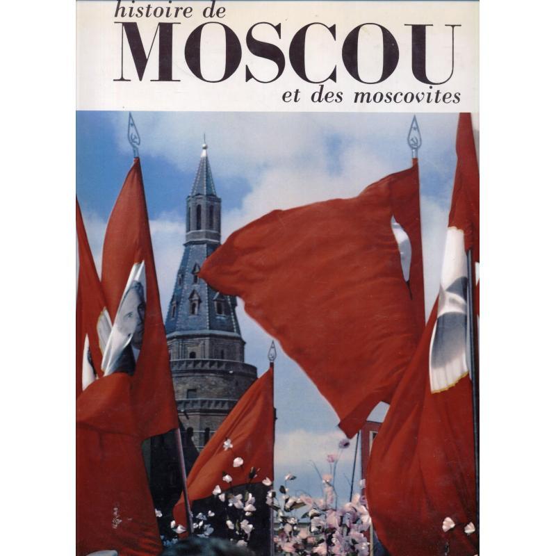 Histoire de Moscou et des moscovites