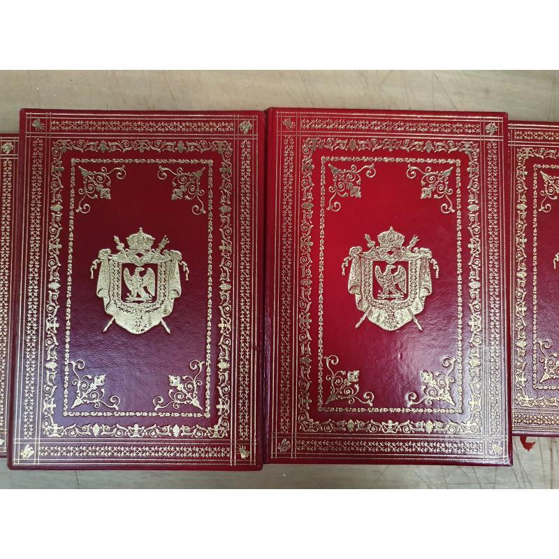 Histoire de Napoléon Bonaparte 10 tomes