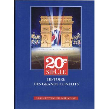 Histoire des grands conflits 20e siècle 1914-1918. numéros I-II-III