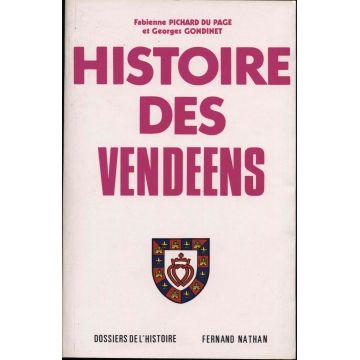 Histoire des Vendéens