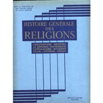 Histoire generale des religions tome 4