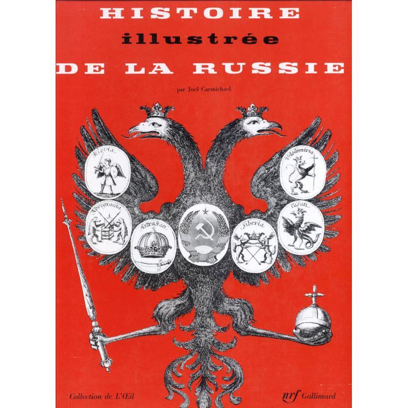 Histoire illustrée de la Russie
