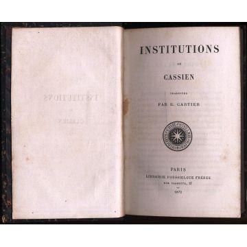 Institutions de Cassien