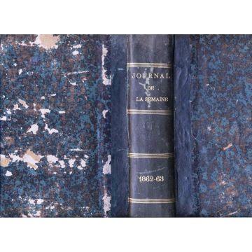Journal de la semaine 1862-63