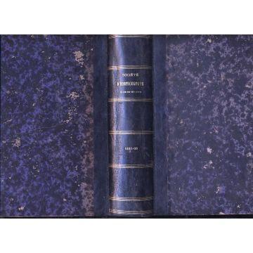Journal de la Societe d'horticulture de Seine et Oise 1885-1886