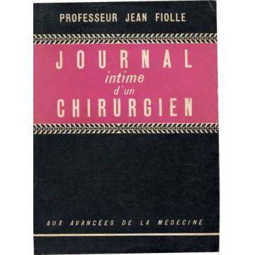 Journal intime d'un chirurgien