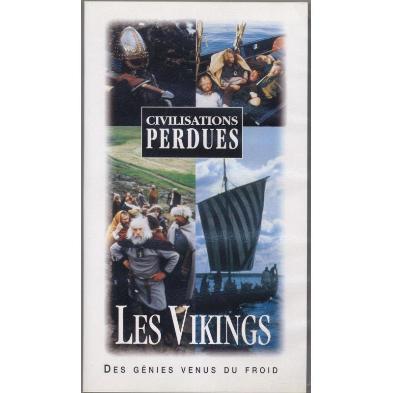 K7 VIDEO : Les Vikings. Des génies venus du froid