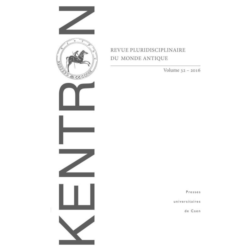 Kentron volume 32