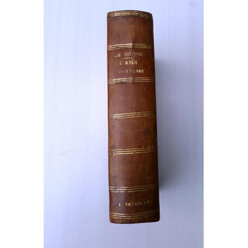 L'ame bretonne - 1908