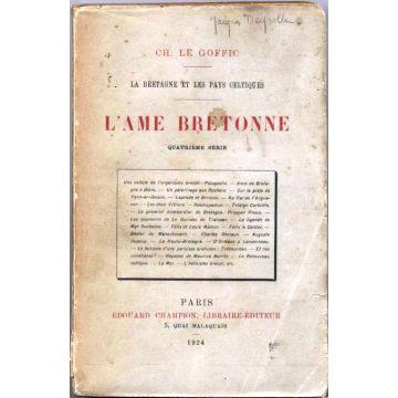 L'ame bretonne - 1924