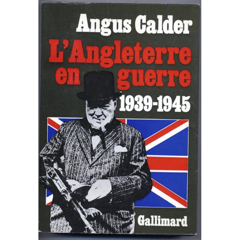 L'Angleterre en guerre 1939-1945