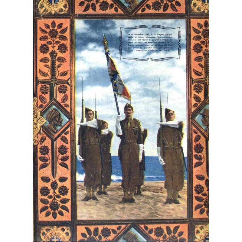 L'armée française au combat numero special Noel 1944