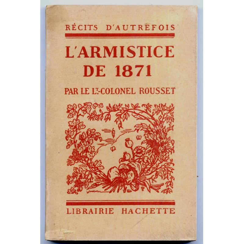 L'armistice de 1871