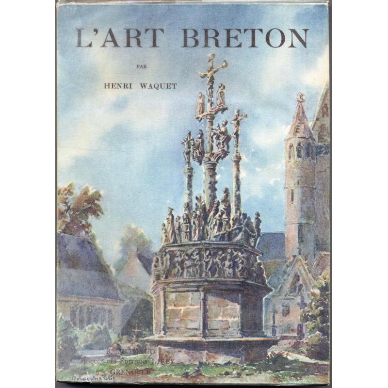 L'art Breton 2 tomes