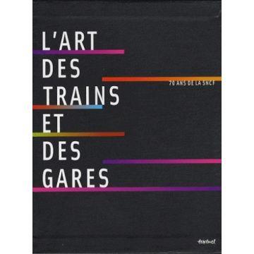 L'art des trains et des gares - coffret avec 1 DVD