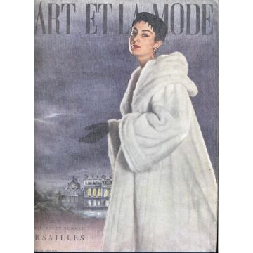 L'art et la mode, numéro spécial Versailles