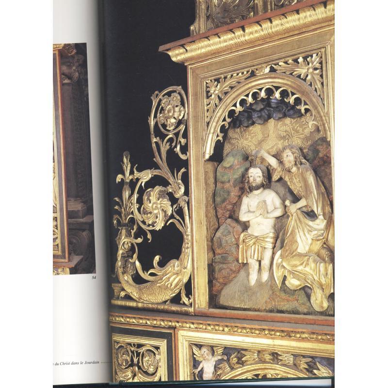 L'Eglise Saint-Jacques de Levoca, l'oeuvre de Maitre Paul