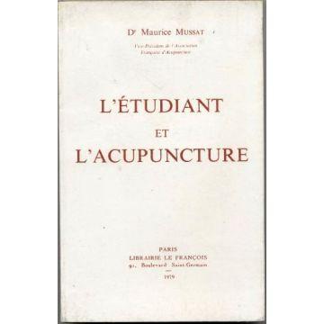 L'étudiant et l'acupuncture