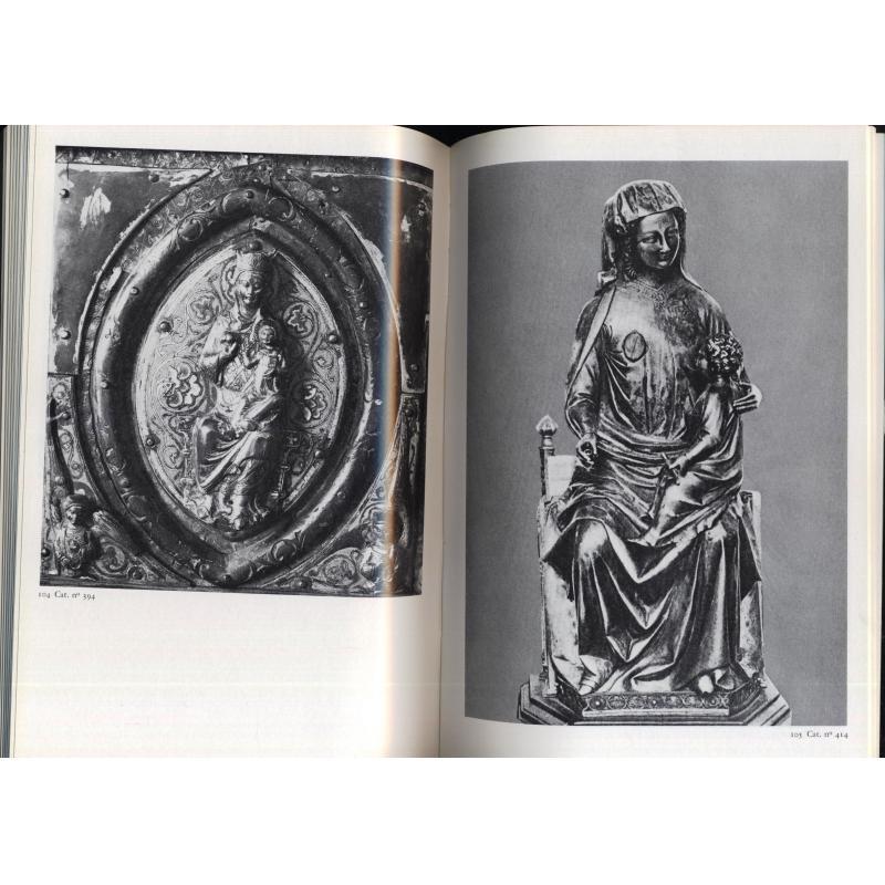 L'Europe gothique XII-XIVè siècle Douzième exposition du conseil de l'Europe