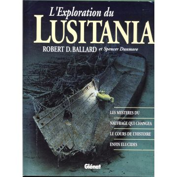 L'exploration du Lusitania