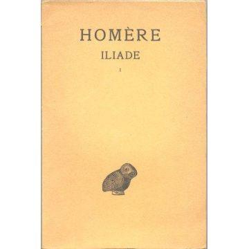 L'Iliade tome 1 (chants I à XII)