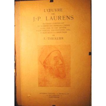 L'Oeuvre de JP Laurens