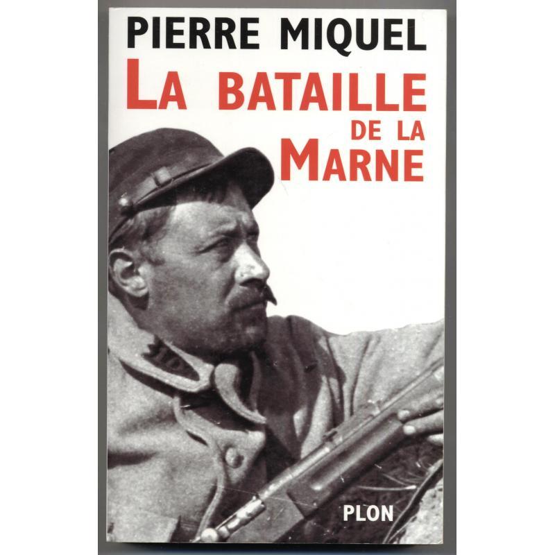 La bataille de la Marne
