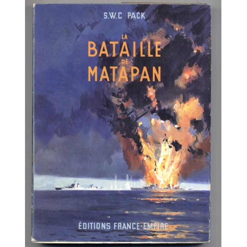 La bataille de Matapan non coupé