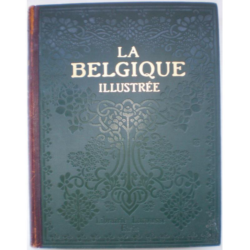 La Belgique illustree 1915