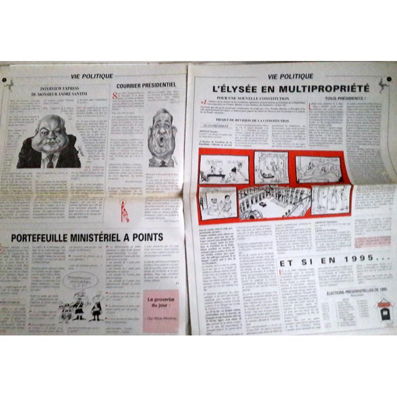 La bougie du sapeur 29 fevrier 1996