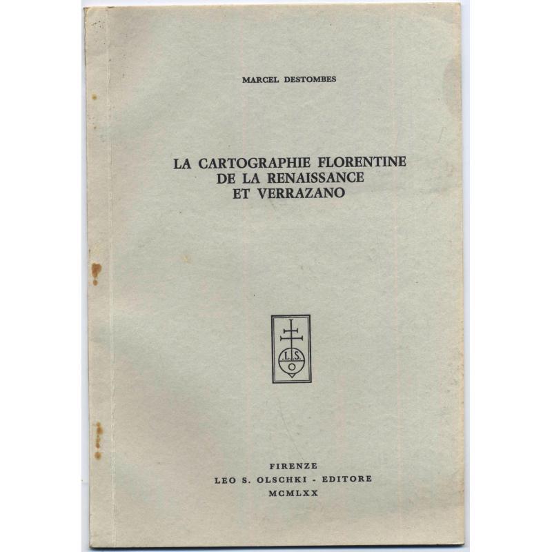 La cartographie florentine de la Renaissance et Verrazano