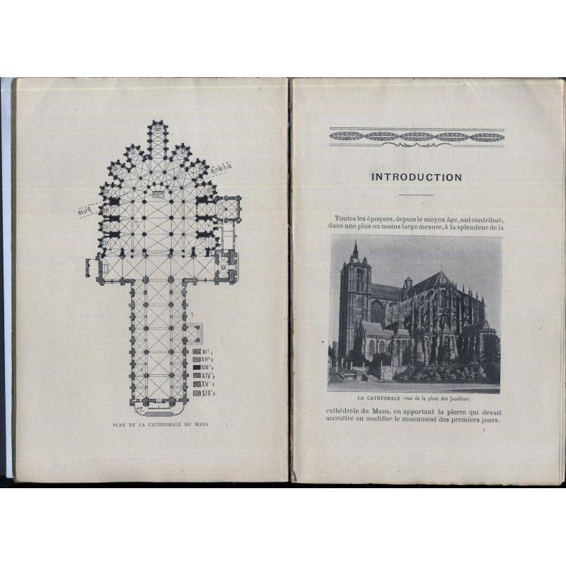 La cathedrale du Mans Saint Julien