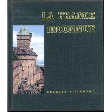 La France inconnue 3 tomes