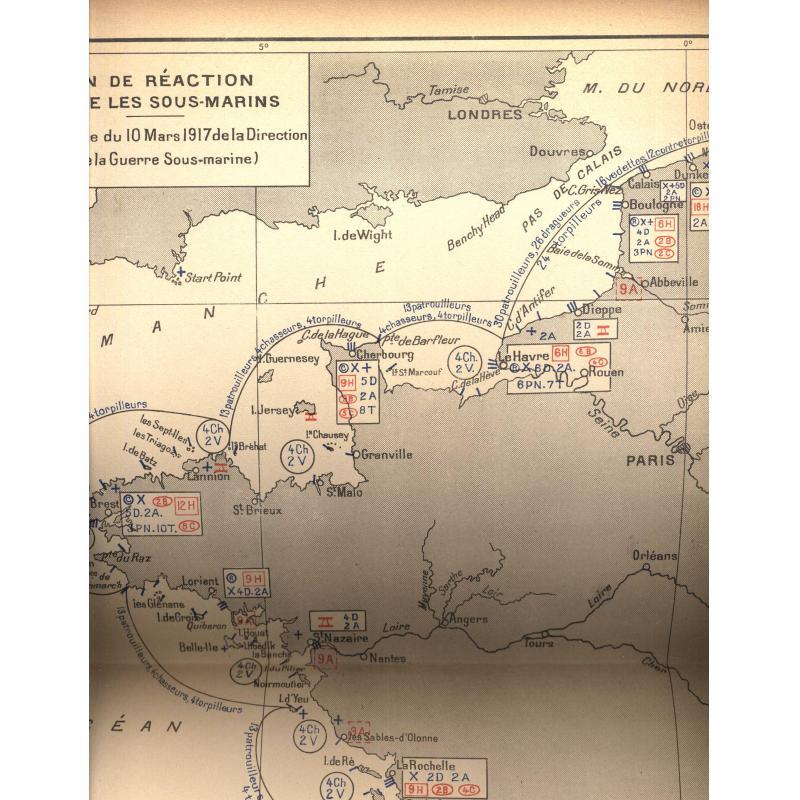 La guerre navale racontee par nos amiraux 2 tomes