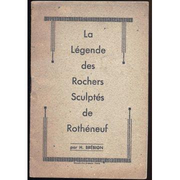 La Légende des Rochers sculptés de Rothéneuf