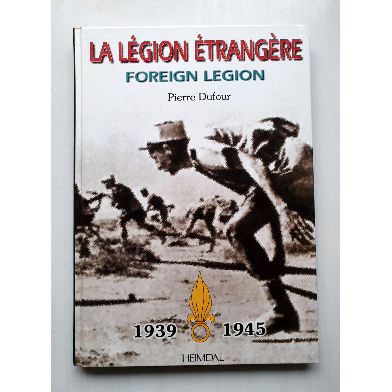 La legion etrangere foreign legion