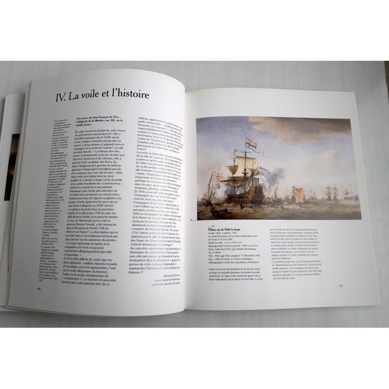 La marine a voile de 1650 à 1890
