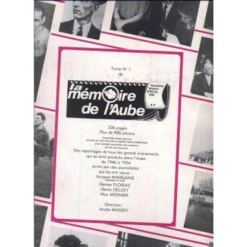 La mémoire de l'Aube 1986-1988