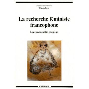 La recherche féministe francophone