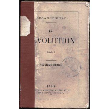 La Révolution précédé de la critique de la Revolution - Tome II