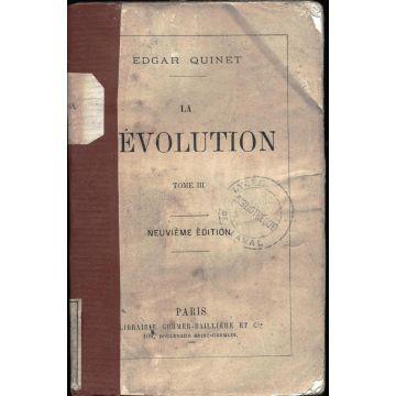La Révolution précédé de la critique de la Revolution - Tome III