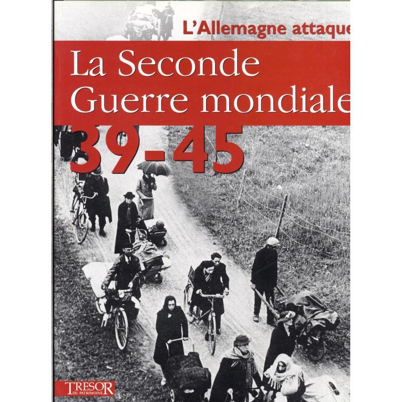 La seconde guerre mondiale 39-45. 10 numéros